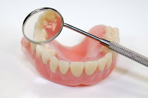 Протезирование зубов съемное